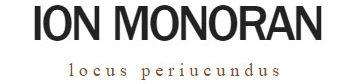 Ion  Monoran